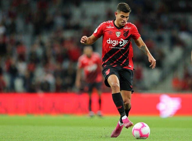 OL : Bruno Guimaraes à Lyon, son agent et Juninho confirment !
