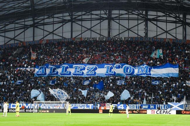 OM : L'attitude des supporters, Landreau n'en revient pas