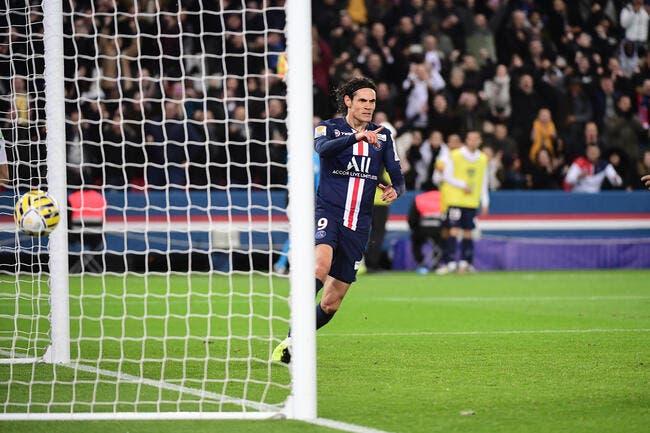 PSG : Cavani est chaud pour le prochain match… de l'Atlético