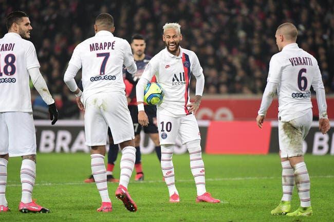 PSG : Neymar est ingérable, mais il fait le bonheur de Paris