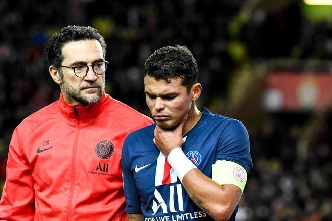 PSG : Leonardo le balade, Thiago Silva s'impatiente !