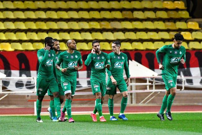 CdF : L'ASSE enfonce Monaco et file en quarts