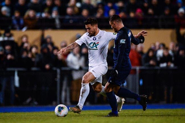 CdF : L'exploit pour Belfort, neuf buts à Angers-Rennes