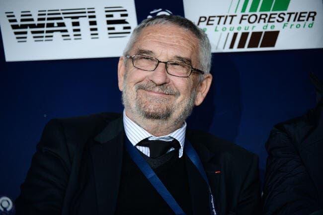 Matchs truqués : L'ancien président de Caen totalement blanchi