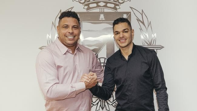 Hatem Ben Arfa s'engage avec le Real Valladolid de Ronaldo — Officiel