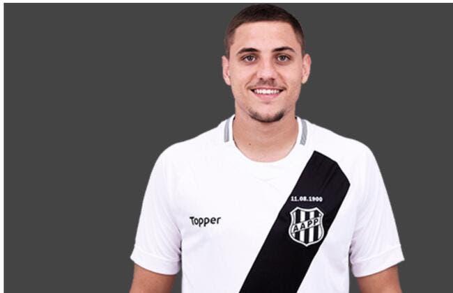 Le Brésilien Camilo arrive à Lyon - Fil Info - Transferts