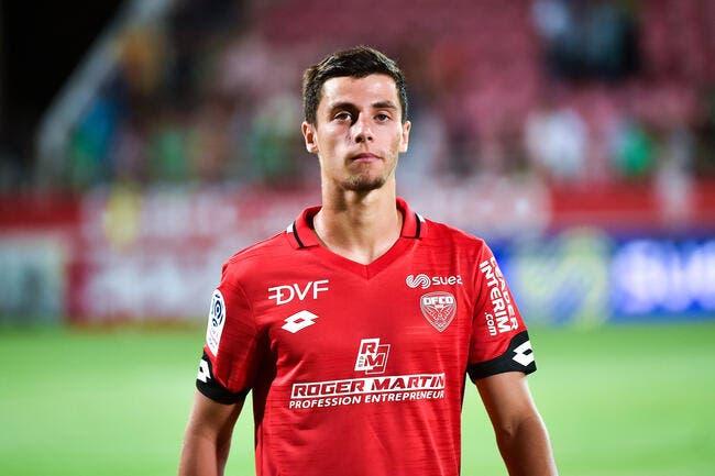 Officiel : Le Dijonnais Loiodice prêté en Premier League