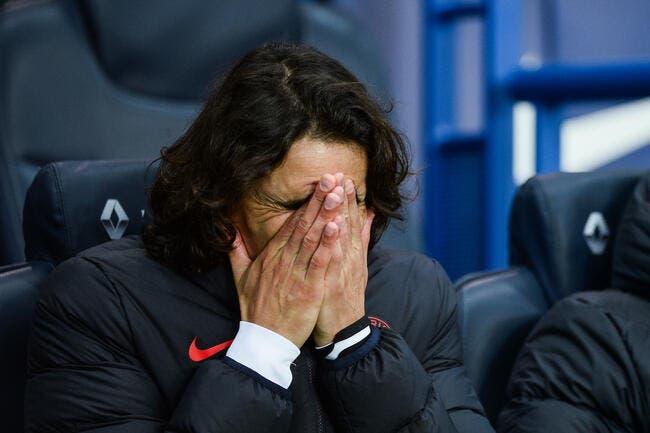PSG : 15ME et pas un euro de plus, Madrid défie le Qatar pour Cavani !