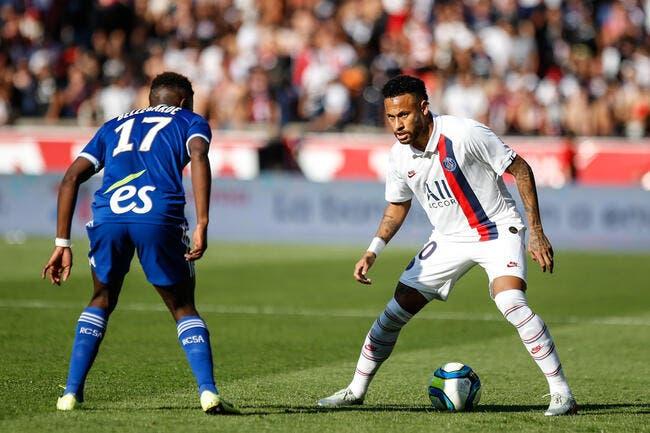 PSG : Neymar est focus à 100 % sur Paris, ça change tout