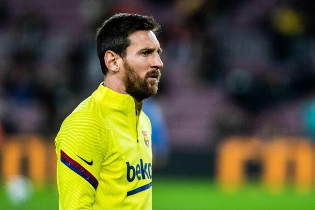 Barça : Messi veut prolonger, mais pas trop longtemps
