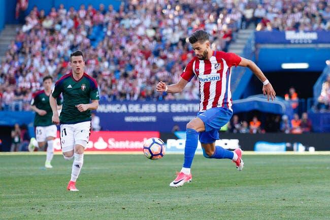 Officiel : Pas de Cavani, l'Atlético reprend Ferreira-Carrasco