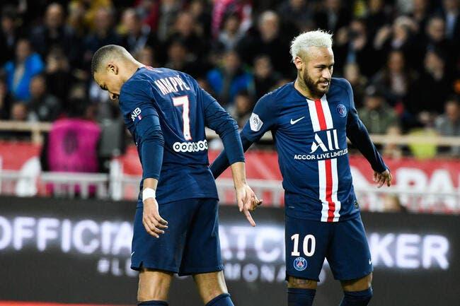 PSG : Neymar plus fort que Mbappé, le dinosaure de la L1 se mouille