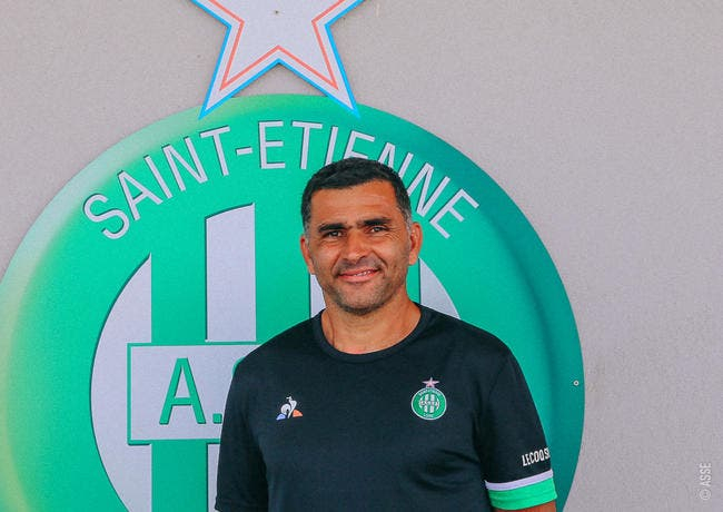 ASSE : Biancarelli nommé entraîneur des gardiens