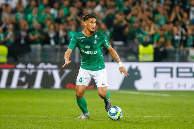 ASSE: Privé de finale contre le PSG, Saliba est Vert de rage