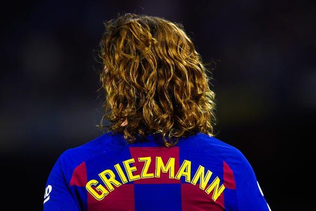Esp : Griezmann, c'est « à chialer », son frère écoeuré par Barcelone