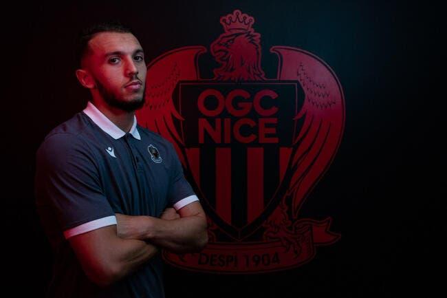 Officiel : Amine Gouiri signe à Nice pour 7ME !