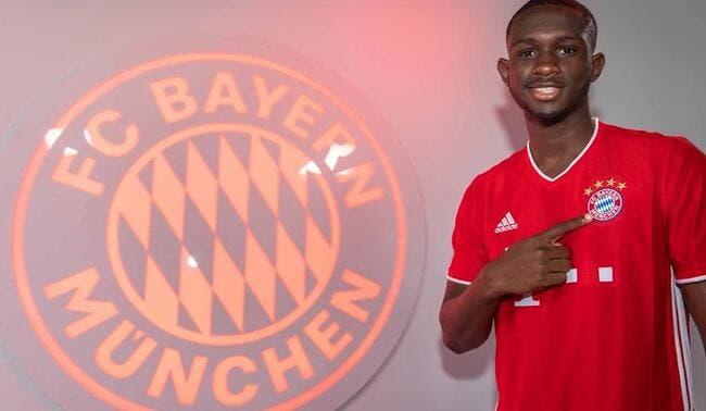 Officiel : Tanguy Kouassi signe 4 ans au Bayern Munich !