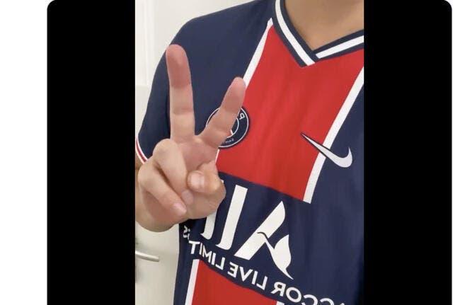 PSG : DJ Snake dévoile le maillot 2020-2021 de Paris !