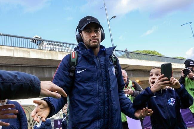 PSG : Neymar de retour, le Barça dit trois fois non