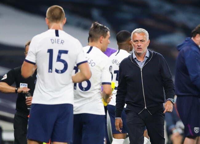 PSG : Mourinho fait la misère à Paris au mercato