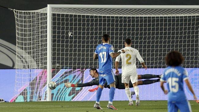 Liga : Sergio Ramos envoie le Real vers le titre