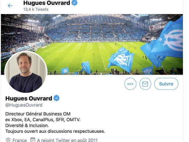 OM : Hugues Ouvrard nommé, c'est déjà la cata
