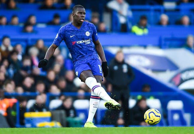 PSG : Chelsea lâche Zouma à Paris, c'est 30 ME