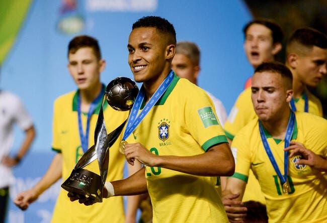 PSG : Leonardo craque pour Lazaro, c'est confirmé