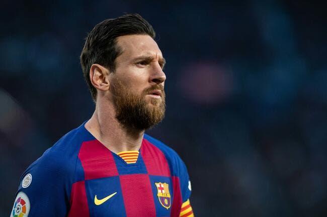 Barça : Messi en a marre, il menace de claquer la porte !