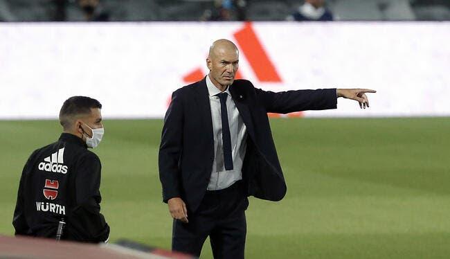 Esp : PSG ou ailleurs, Zidane retient Messi