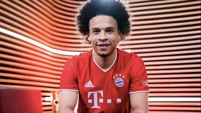 Officiel : le Bayern Munich s'offre Leroy Sané