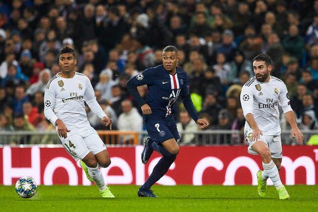 PSG : Le Real Madrid ne paiera pas 350 ME cash pour Mbappé