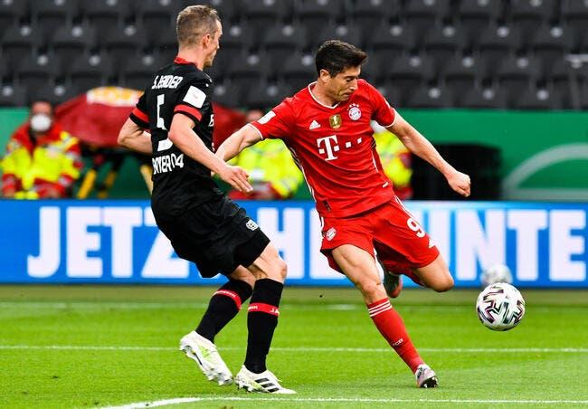 All : La coupe pour le Bayern, Munich est trop fort
