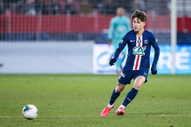 Adil Aouchiche a acté son départ (Officiel) — PSG