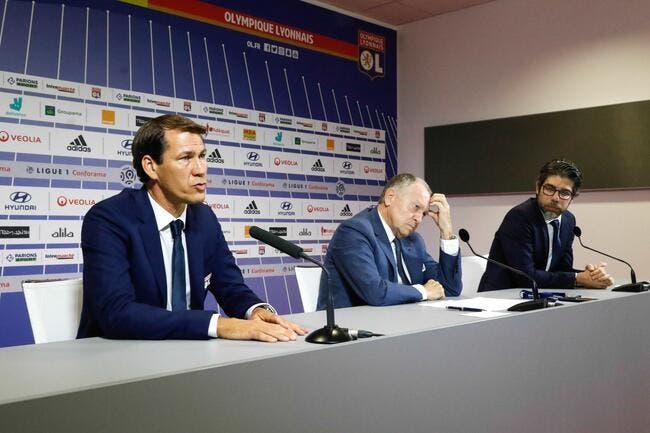 OL : Lyon évite le bug OM, Garcia écarté du mercato