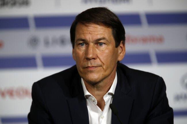 OL : Un an de plus pour Rudi Garcia, il a refusé