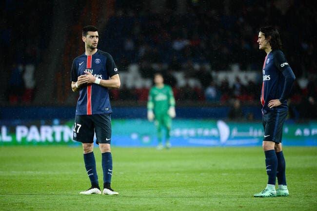 PSG: Reformer le duo avec Pastore, Cavani est emballé