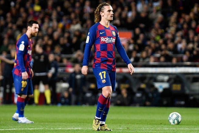 Barça : L'offrande de Messi, le génie de Griezmann