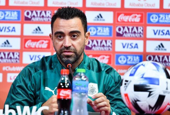 Esp : Le Barça attendra, Xavi prolonge au Qatar