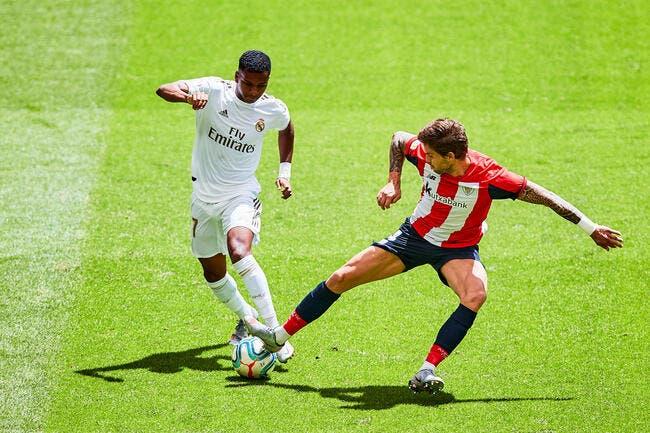 Esp : Le Real bat Bilbao et met la pression au Barça