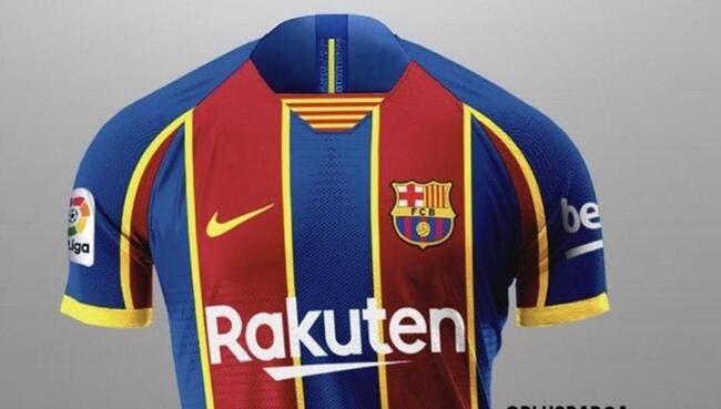 Esp : Une énorme erreur de Nike fait craquer le FC Barcelone !