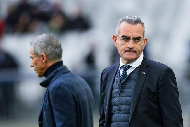 FCGB : Eduardo Macia veut aussi quitter Bordeaux !
