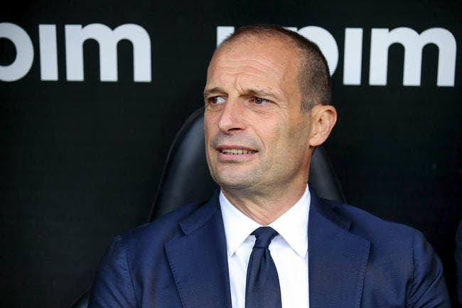 Allegri encense Zidane — Real Madrid