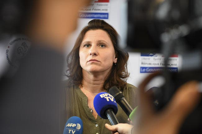 Info : Eyraud n'entre pas au gouvernement, Maracineanu y reste