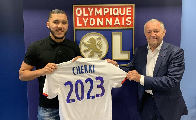 Officiel : Rayan Cherki prolonge à Lyon jusqu'en 2023