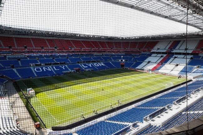 OL : 4.500 supporters autorisés pour le tournoi de Lyon ?