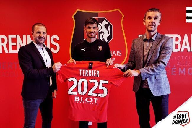 OL : Martin Terrier rejoint Rennes pour 12ME et des bonus