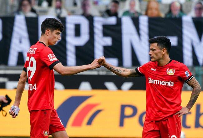 Kai Havertz voudrait quitter le Bayer Leverkusen dès cet été — Mercato