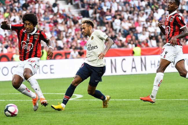 PSG : Neymar est «extraordinaire», il pue le football