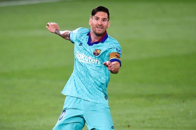 PSG : Paris n'a pas de plage, Messi ne signera pas